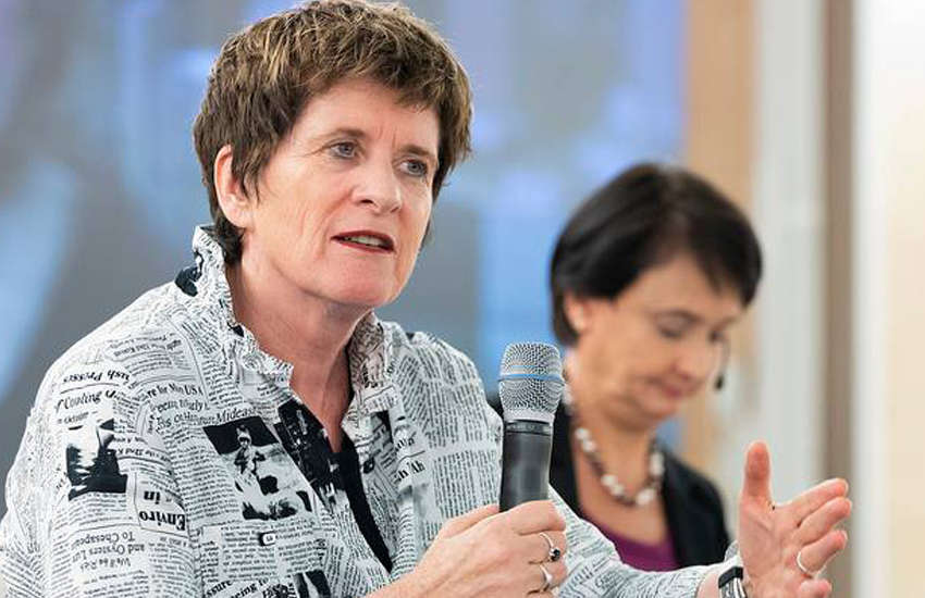 Kate Gilmore, UN Deputy High Commissioner, spoke out against restrictive abortion laws (Photo: Facebook)