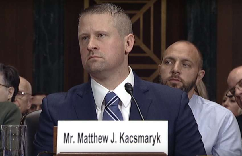 Judge Matthew Kacsmaryk