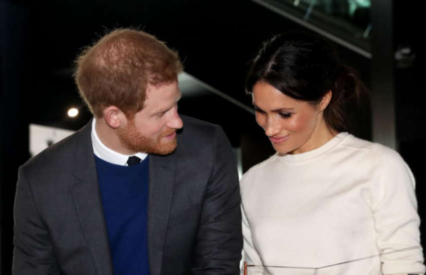 Meghan Markle and Prince Harry honor trans woman