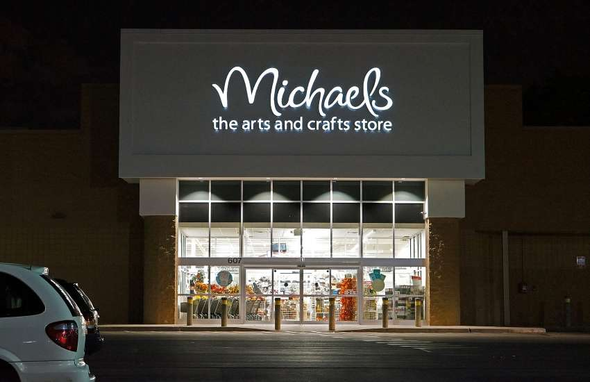 Michaels arts and crafts store
