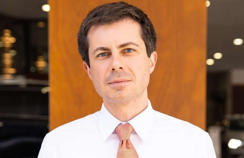 South Bend Mayor Pete Buttigieg
