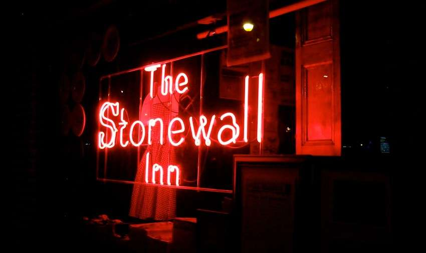 Resolution honors the Stonewall Riots
