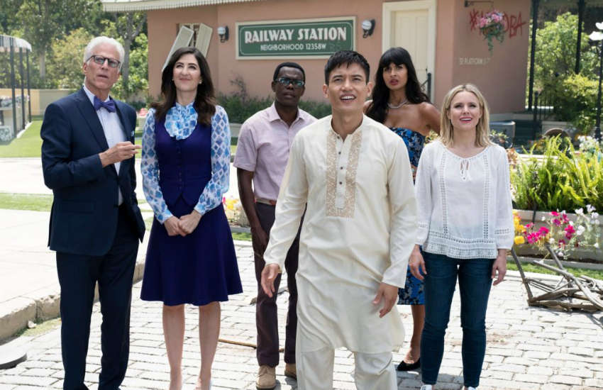 The cast of The Good Place | Photo: NBC