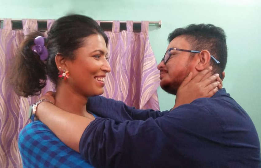 Tista Das (left) and Dipan Chakraborty (right) announced their engagement on trans day of visibility (Photo: Facebook)