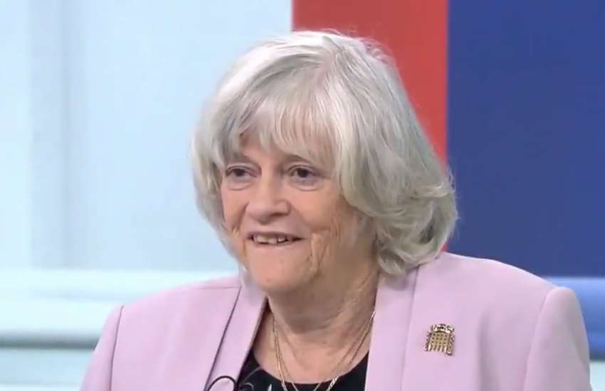 ann widdecombe defends conversion therapy scienece