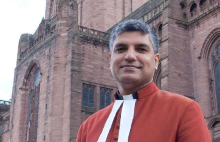 Ultra-Conservative Reverend Jules Gomes, known as Rebel Priest, was supposed to give a talk in Oxford.