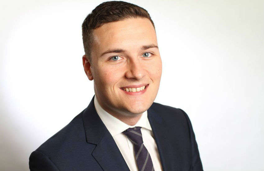 Wes Streeting talks about the protests taking place outside schools