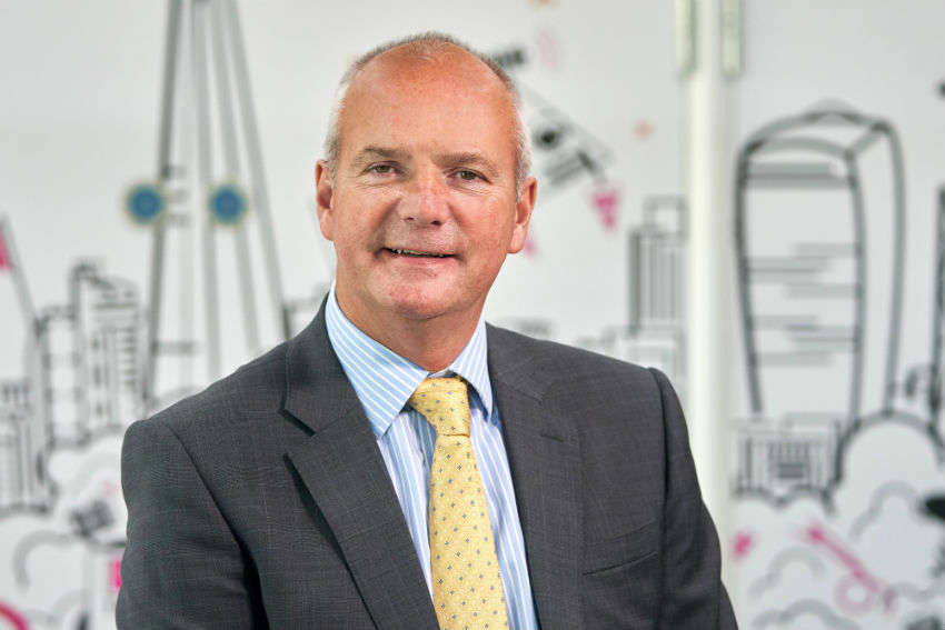 Chris Cummings is the Chief Executive of the Investment Association | Photo: IA
