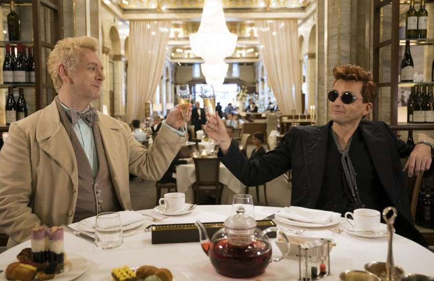 Creators should make more LGBTI-inclusive art, and we should support those who do, like Neil Gaiman with Good Omens