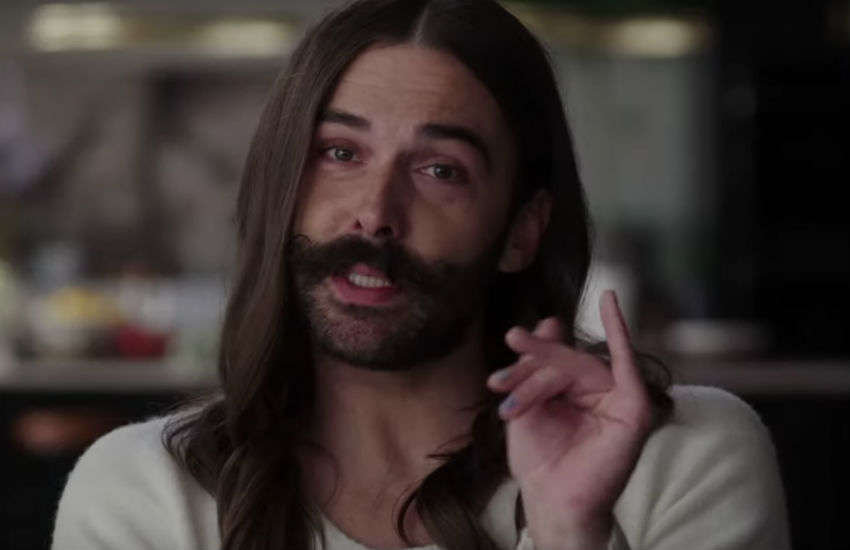 Jonathan Van Ness in season 4 trailer of Queer Eye