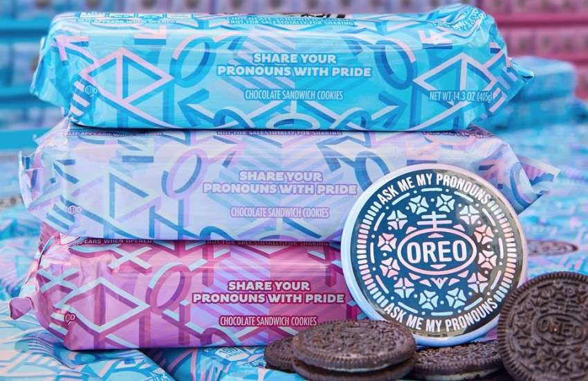 Oreos' trans-inclusive packs