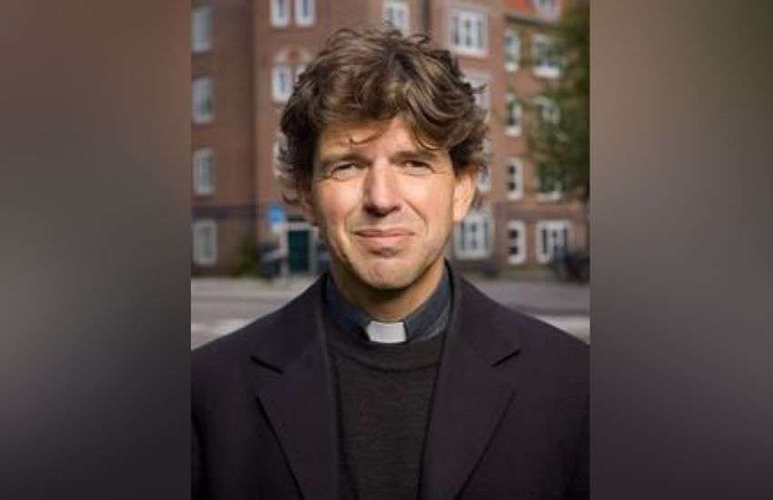 Pierre Valkering fired by priest gay