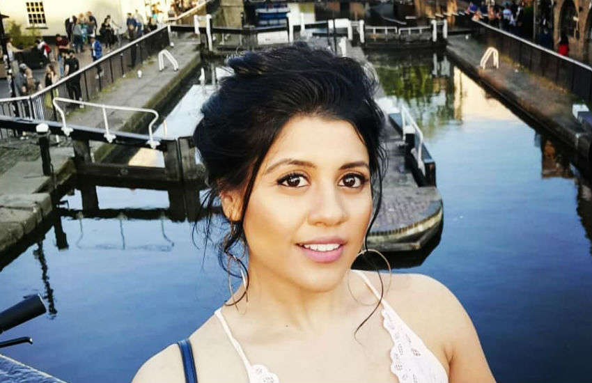 Actress Priya Davdra will play EastEnders' first lesbian Muslim character