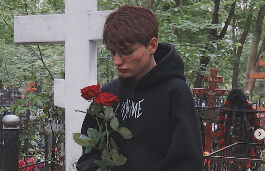 Russian LGBTI rights blogger Zhenya Svetski (Photo: Instagram)