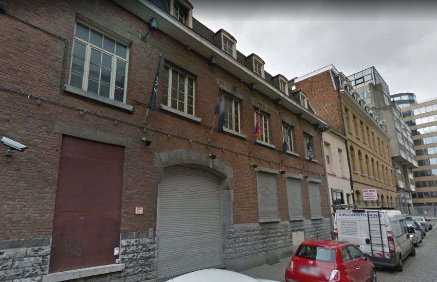 A trans teen was sexually assaulted by three men after a night in a club in Antwerp | Picture: Google Maps