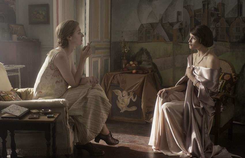 Debicki and Arterton in Vita & Virginia