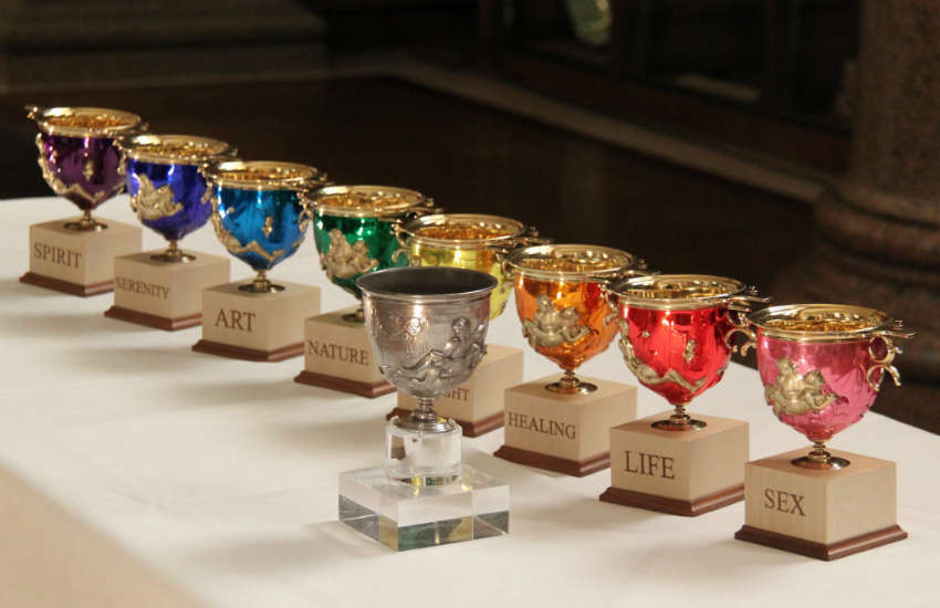 Pride Cups at the British Museum