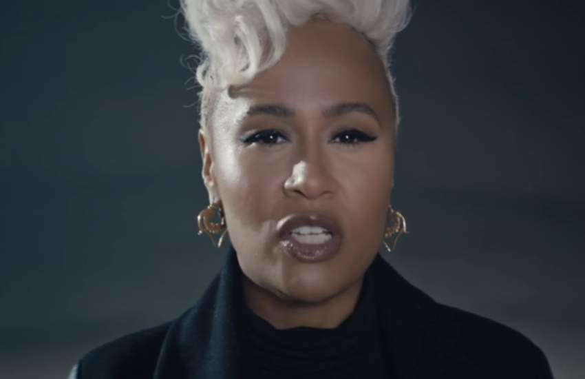 Emeli Sande will perform at 2019 Manchester Pride | Photo: VEVO