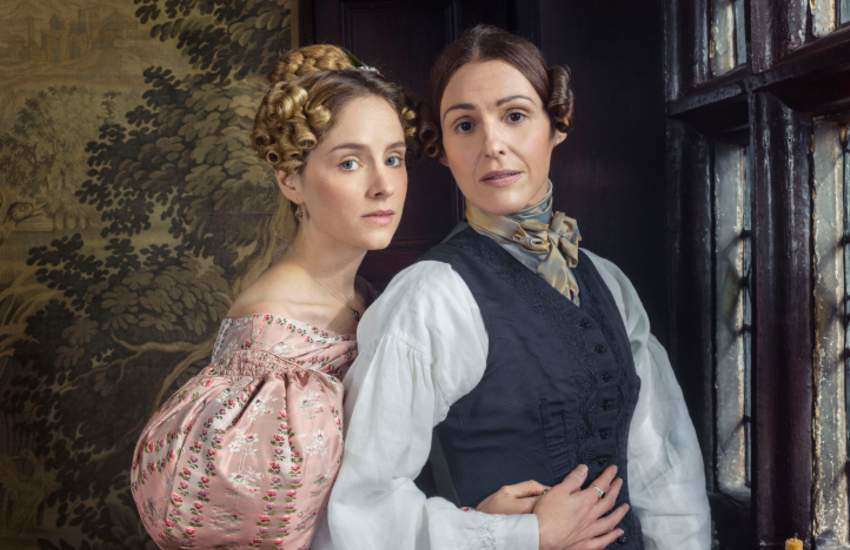 Suranne Jones (R) and Sophie Rundle in Gentleman Jack | Photo: BBC
