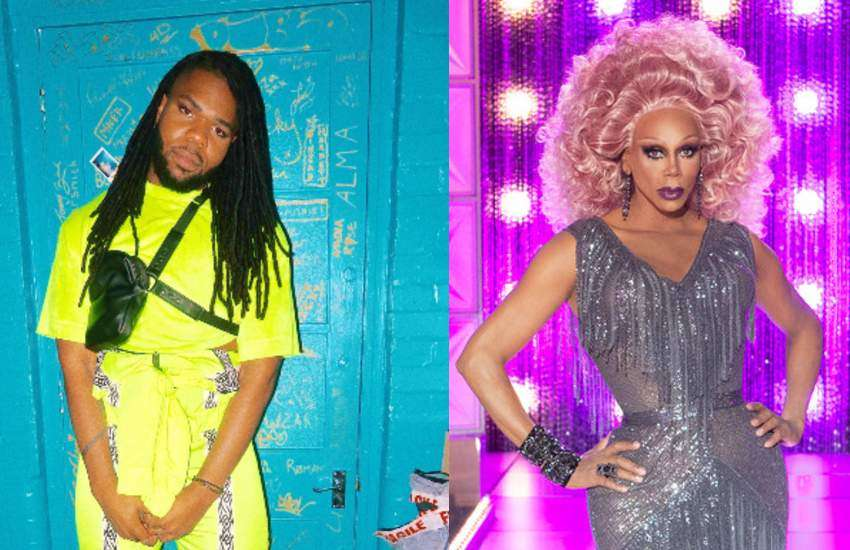 MNEK and RuPaul
