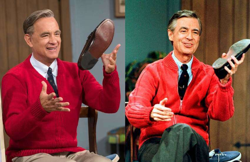Tom Hanks plays late TV host Mr. Rogers in upcoming biopic