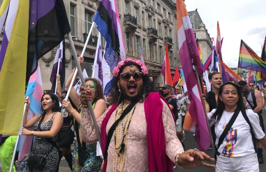 Pride in London 2019 was the biggest to date