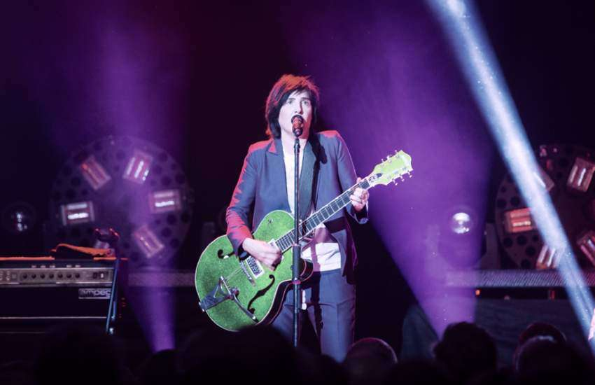 Sharleen Spiteri and her band Texas will play Pride Cymru