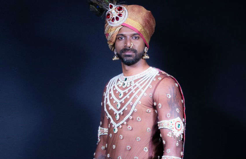 Suresh Ramdas became Mr Gay World India earlier in 2019