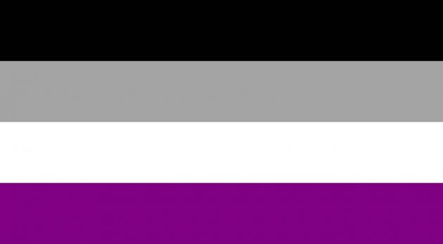 Asexual Pride Flag.