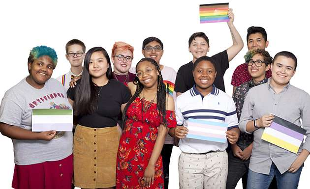 GLSEN's National Student Council.