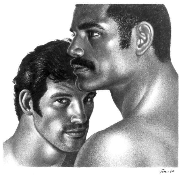 Tom of Finland, couple