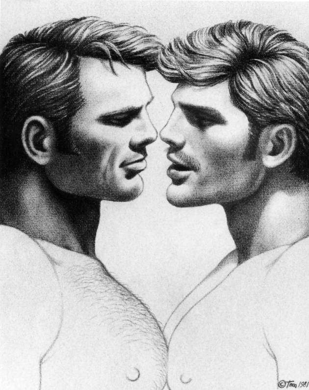 Tom of Finland couple 2