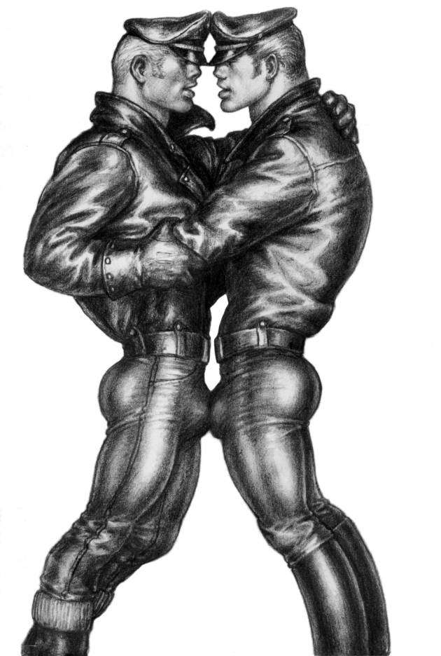 Tom of Finland couple