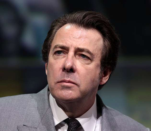 TV host Jonathan Ross.