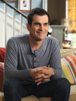 family gay modern Is ty burrell
